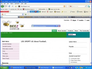 Football Website