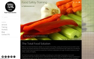 Food safety and quality assurance.